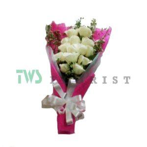 Bunga Mawar Hand Bouquet 01