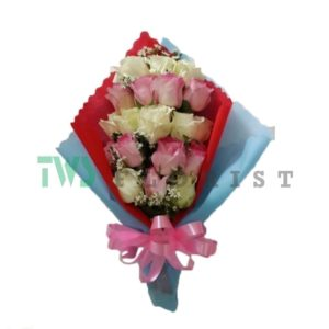 Bunga Mawar Hand Bouquet 03