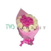 Bunga Mawar Hand Bouquet 04