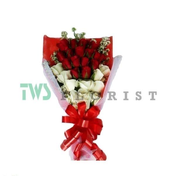 Bunga Mawar Hand Bouquet 05