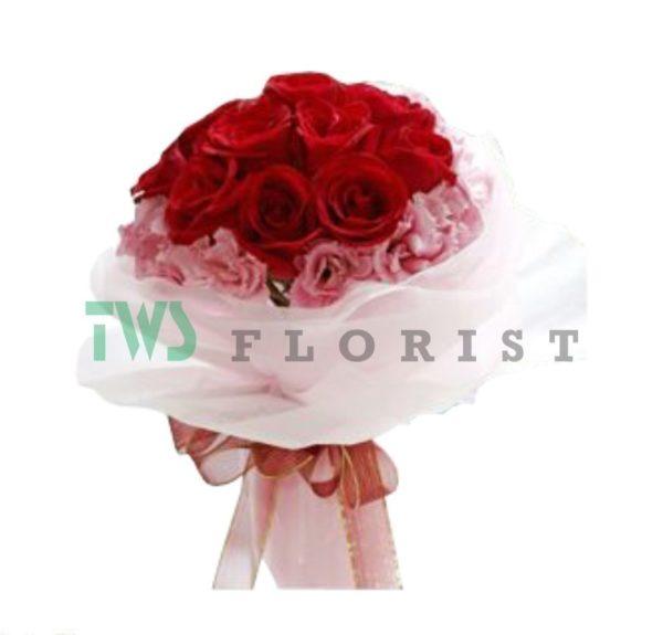 Bunga Mawar Hand Bouquet 07