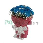 Bunga Mawar Hand Bouquet 12
