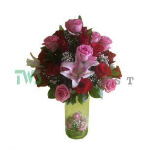 Bunga Meja TWS 07