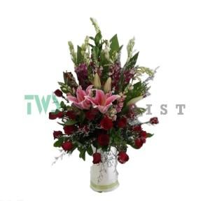 Bunga Meja TWS 09