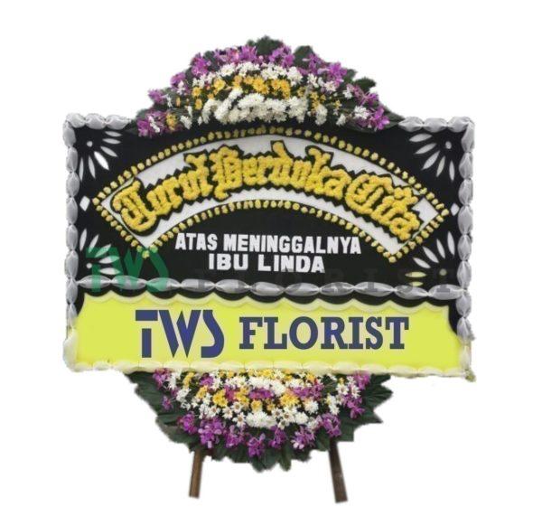 Bunga Papan Duka Cita TWS Florist 03
