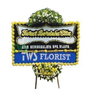 Bunga Papan Duka Cita TWS Florist 07