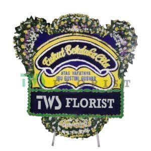 Bunga Papan Duka Cita TWS Florist 11