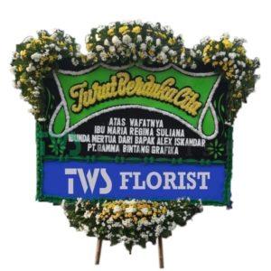 Bunga Papan Duka Cita TWS Florist 14