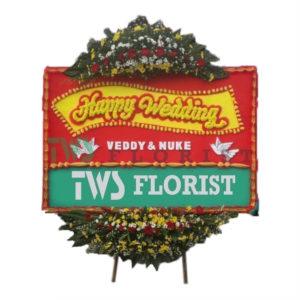 Bunga Papan Ucapan Selamat TWS Florist 01