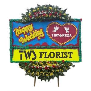 Bunga Papan Ucapan Selamat TWS Florist 02