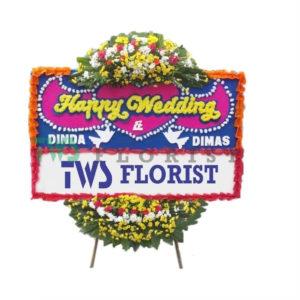 Bunga Papan Ucapan Selamat TWS Florist 04