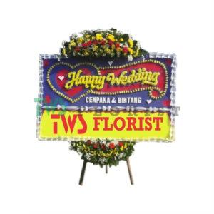 Bunga Papan Ucapan Selamat TWS Florist 05