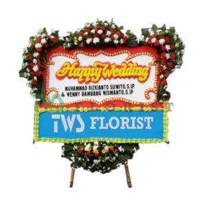 Bunga Papan Ucapan Selamat TWS Florist 07