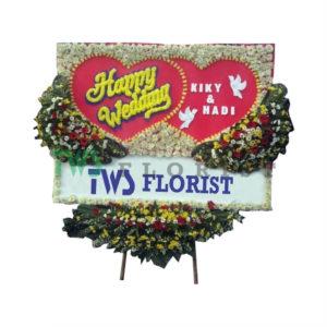 Bunga Papan Ucapan Selamat TWS Florist 08