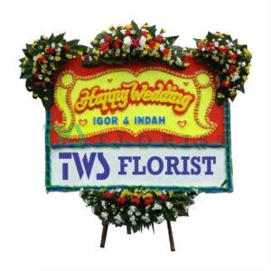 Bunga Papan Ucapan Selamat TWS Florist 09