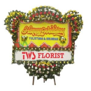 Bunga Papan Ucapan Selamat TWS Florist 11