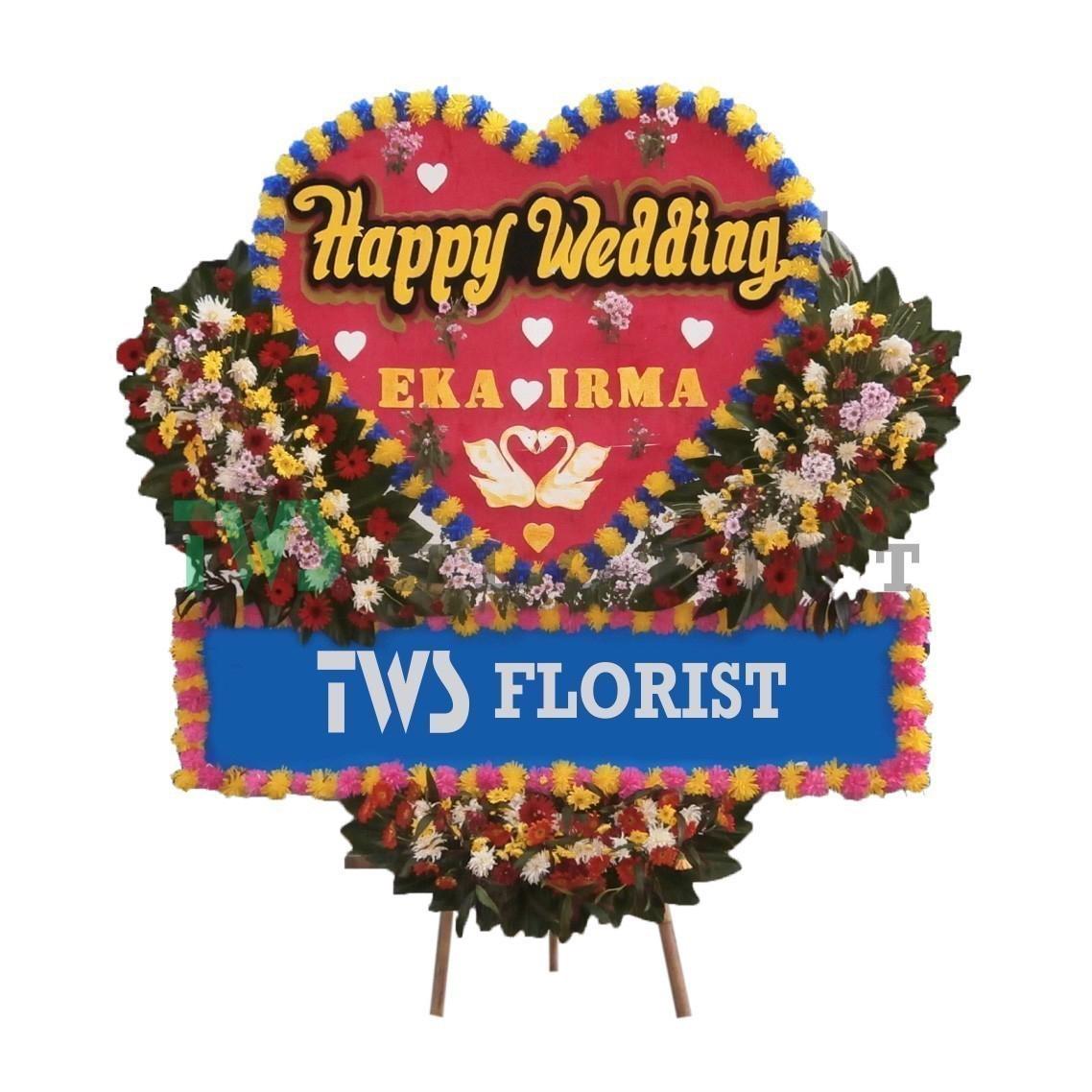 Bunga Papan Ucapan Selamat TWS Florist 12