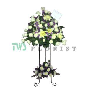 Bunga Standing Flowers 03