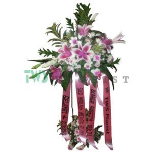Bunga Standing Flowers 05