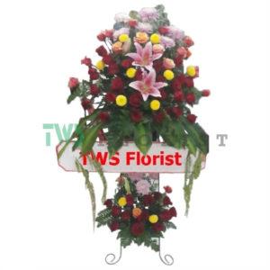 Bunga Standing Flowers 06