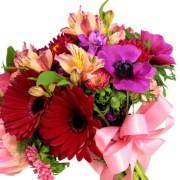 buket bunga gerbera