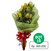Bunga tangan Tulip