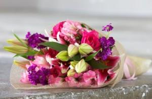 Bunga Buket Cantik