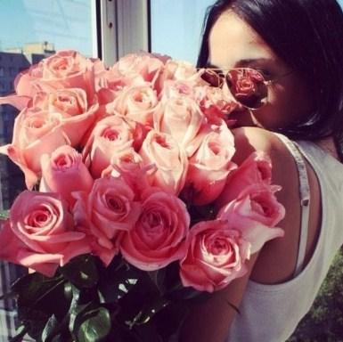 merawat bunga mawar