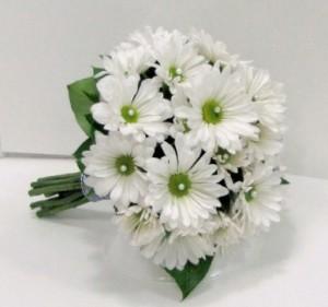 bunga buket daisy spray