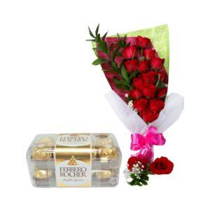jual bunga dan coklat