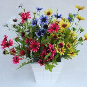 rangkaian bunga aster