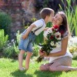 hadiah bunga untuk hari ibu