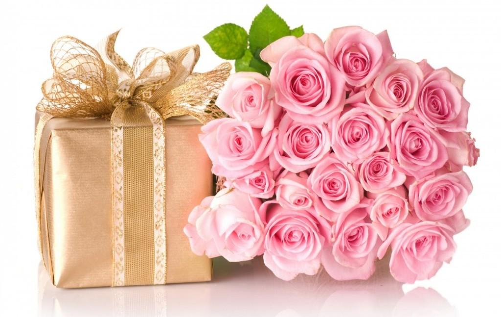 rangkaian buket bunga ulang tahun
