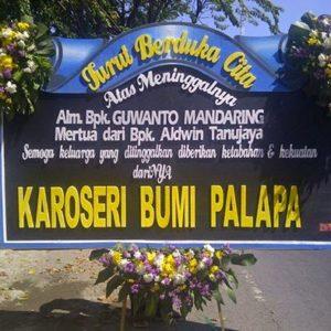 Bunga Papan Duka Cita Semarang