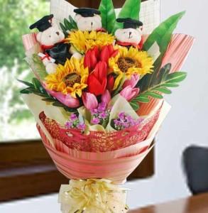 Bunga Matahari Untuk Wisuda
