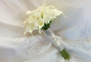 Buket Bunga Kala lili