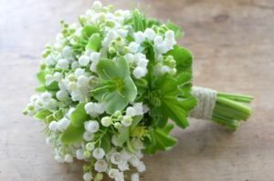 Buket Bunga Lily of the Valley