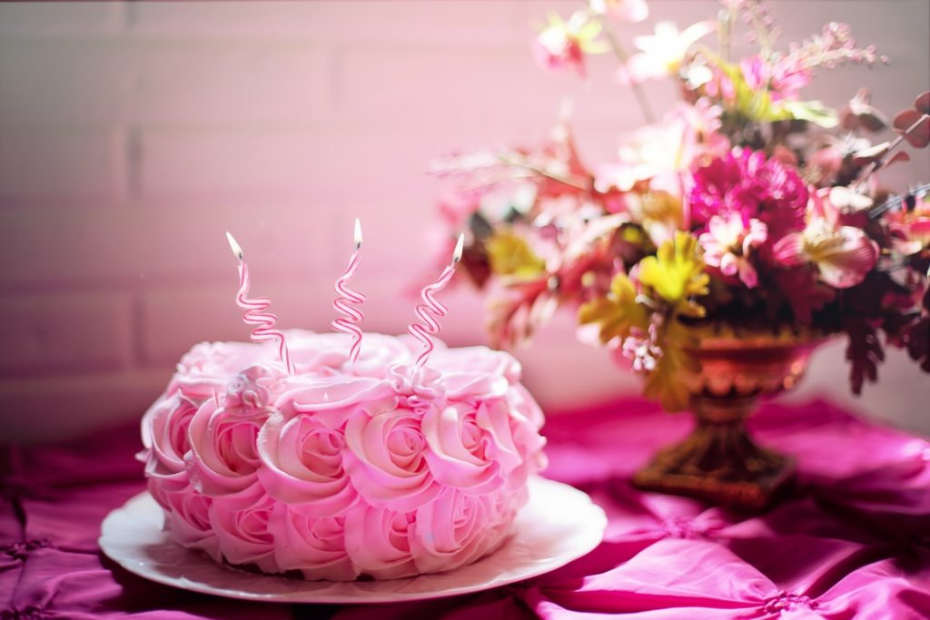Bunga ulang tahun pernikahan