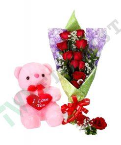 bunga valentine jakarta