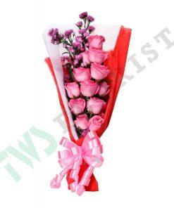 buket bunga valentine jakarta