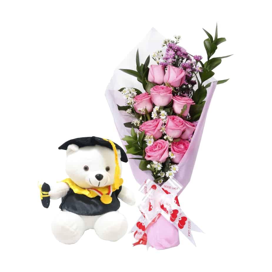 Bunga Wisuda Bwt 02 Toko Bunga Online Tws Florist