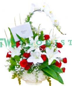 bunga meja BMT 14