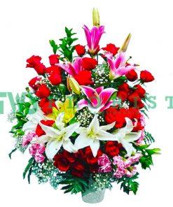 Bunga Meja BMT 18