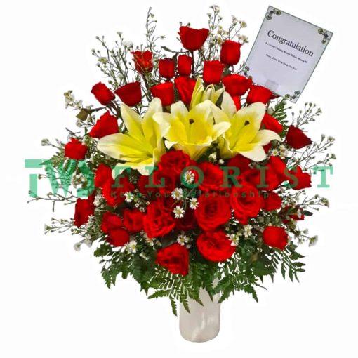 Bunga Meja BMT 19