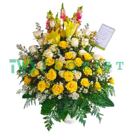 Bunga Meja BMT 21