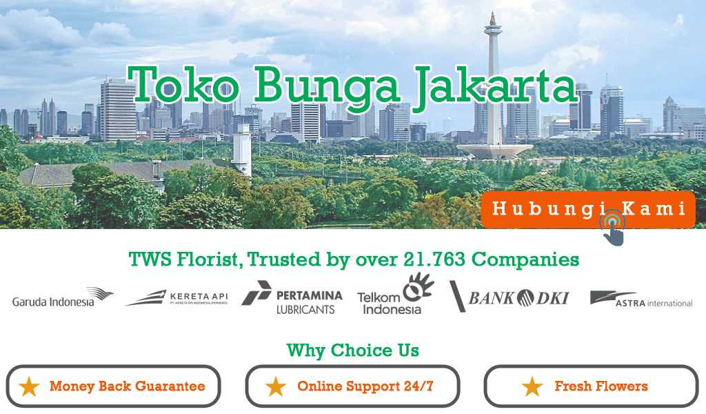 Toko Bunga Jakarta Utara
