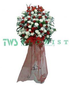 bunga standing SFT 08