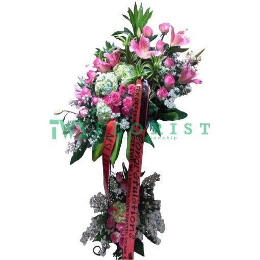 bunga standing SFT 10