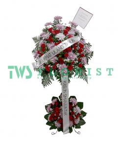 bunga standing SFT 11